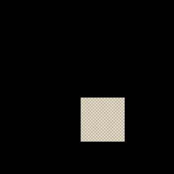 FDA Siliconen vierkantsnoer 60° Shore A | 3mm x 3mm | Rol 50 meters