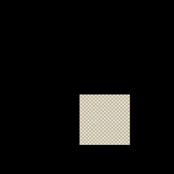 FDA Siliconen vierkantsnoer 60° Shore A | 4mm x 4mm | Rol 50 meters