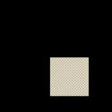 FDA Siliconen vierkantsnoer 60° Shore A | 8mm x 8mm | Rol 25 meters