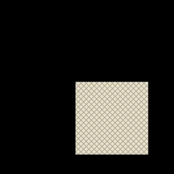 FDA Siliconen vierkantsnoer 60° Shore A | 12mm x 12mm | Rol 25 meters
