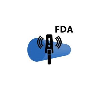 FDA Siliconen Rondsnoer...