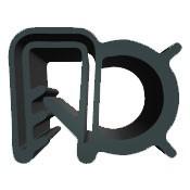 EPDM/NBR/(Mos)rubber klemprofielen - zeer uitgebreid assortiment